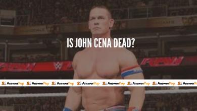 Photo of Is John Cena Dead?